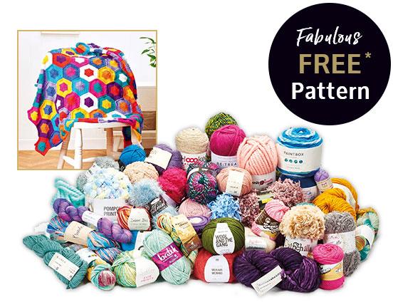 Fabulous Free* Pattern