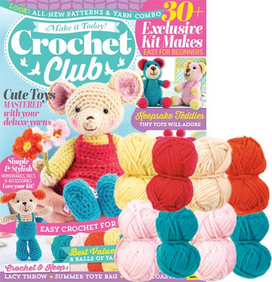 Crochet Club issue 44