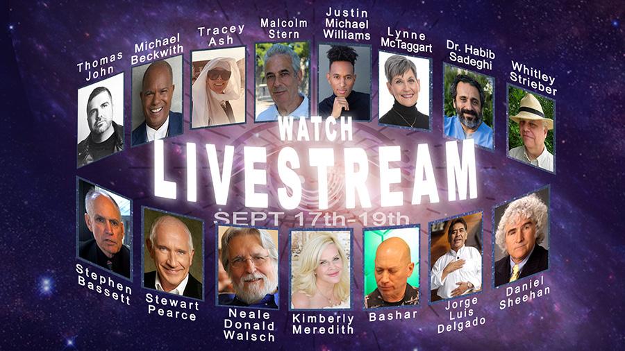 Watch Livestream Sept 17th-19th