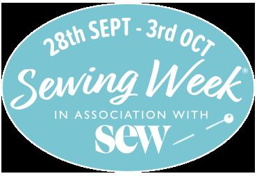 Sewing Week 28th September - 3rd October