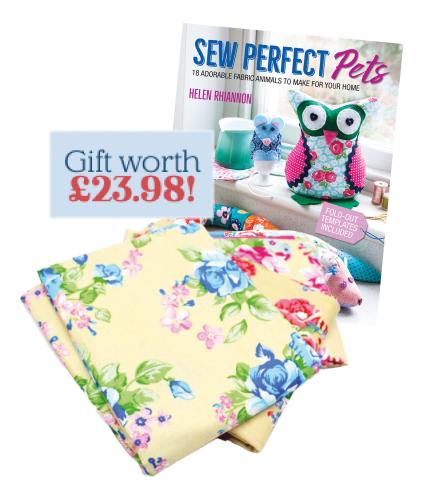 Make and sew toys magazine