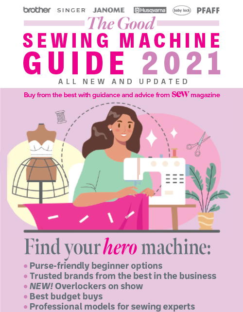 The Good Sewing Machine Guide 2021