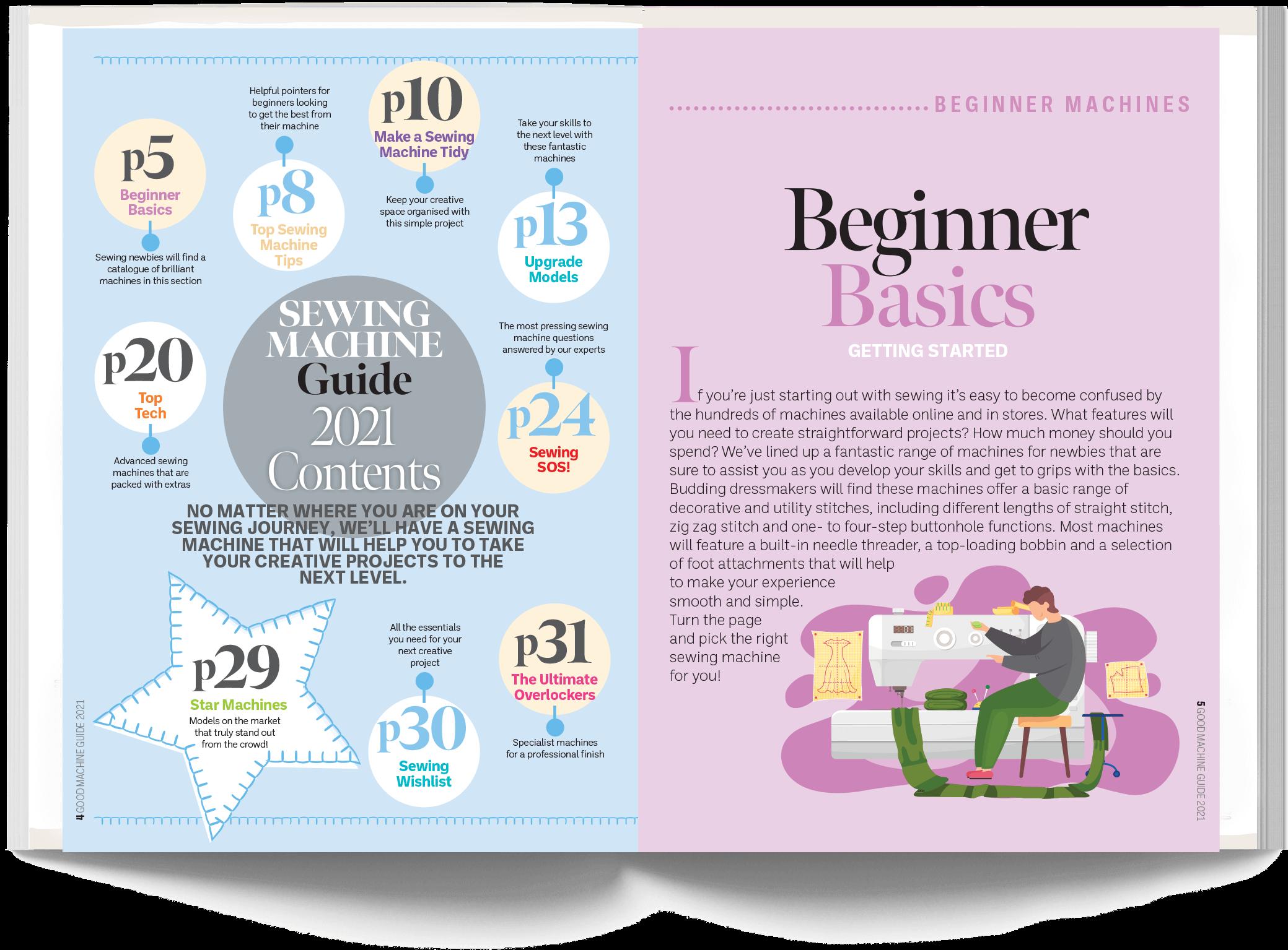 The Machine guide 2021 - Beginner Basics