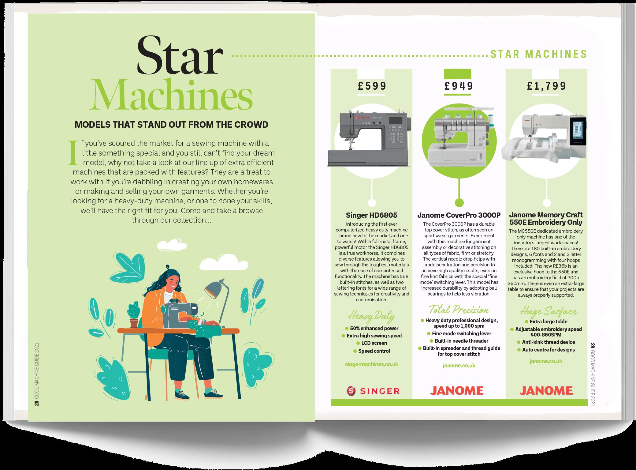 star Machines