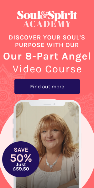 Soul & Spirit Academy - Get 75% OFF our angel awakening video course - Find out more - Daisy Foss - Angel Expert