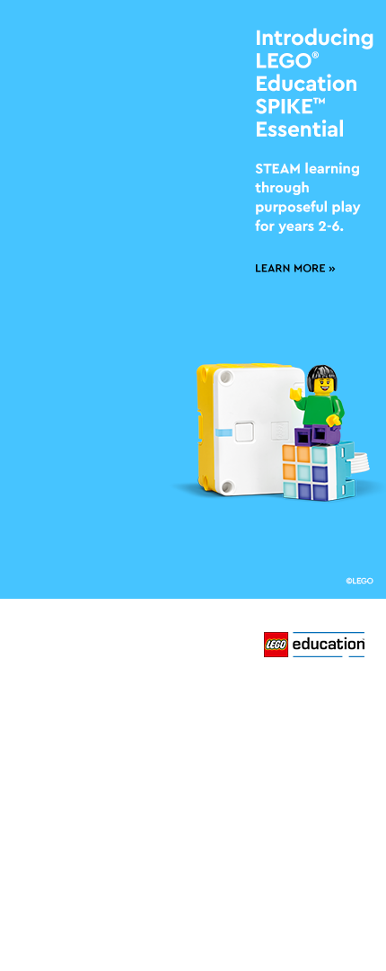 Introducing the lego learning system