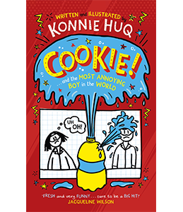 Cookie! …and the most annoying boy in the world, Konnie Huq