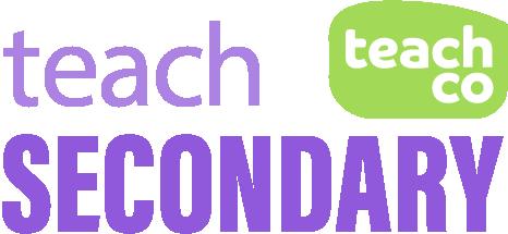Teach Secondary Logo